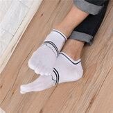 Erkekler Pamuk Deodorant Ter Beş Ayak Çorap