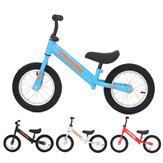 Vélo d'équilibre pour enfants enfants en bas âge deux roues exercice d'entraînement en cours d'exécution sans pédales