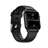 [BT 5.0]Bakeey M2 Ultra Thin 1.4 Inch Square Display Wristband Heart Rate Blood Oxygen Monitor 24 Hours Activity Tracker Smart Watch