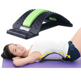 KALOAD Back Massage Magic Stretcher Back Support Lumbar Spine Massager Relaxation Spine Pain Fitness Tools