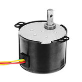 50KTYZ 220V 30/50/100rpm Electric Synchronous Motor 10W Permanent Magnet Motor AC Motor