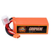 URUAV GRAPHENE 6S 22.2V 2200mAh 95C Lipo Battery XT60 Plug for FPV RC Racing Drone