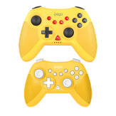 2pcs iPega Gamepad para Switch Pro Game Console Wireless Bluetooth Gamepad com Turbo Game Controller para PC Android