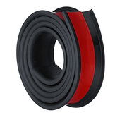 2Psc Rubber Ring Car Universal Mudguard Trim Wheel Arch Protection Moldings