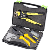 Paron® JX-C1813 Universal Angle Cutter Mitre Shear Scissors Terminals Wire Stripper Tools Set