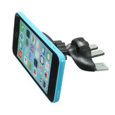 Universal 360º Magneetic Car CD Slot Ventilatierooster Mount Phone Holder GPS Stand Cradle