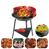 Folding BBQ Grill Charcoal Grill Stove Camping Cooking Barbecue Cooking Stove