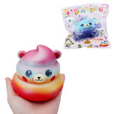 Sanqi Elan Galaxy Poo Squishy 10*10*9 CM Licensed Slow Rising With Packaging Collection Gift Soft Toy