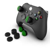 IPEGA PG-XBX002 Yedek Rocker Cap Düğmesi Koruma Kapağı Kaymaz Silikon Xbox Serisi XS Gamepad için