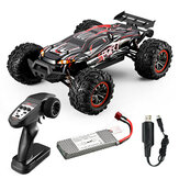 XLF X03A MAX Brushless Upgraded RTR 1/10 2.4G 4WD 60km/h RC Car Model Electric Off-Road Vehicles
