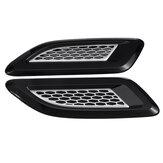 Bonnet Vents Air Vent Outlet Cover Trim Grille Accessories For Land Rover Freelander 2 Dynamic