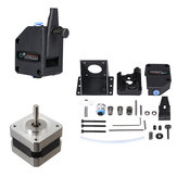 Nema 17 Stappenmotor + BMG Extruder Clone Dual Drive Upgrade Bowden Extruder Kit voor 1,75 mm filament 3D-printer