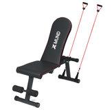 XMUND XD-WB1 Sit Up Banklar Çok Fonksiyonlu Ayarlanabilir Dambıl Tabure Karın Eğitim Tahtası Ağırlık Sehpası Seti Ev Gym Fitnes Ekipman