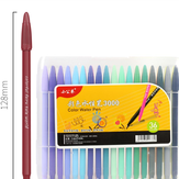 36 Color Gel Pens Hand Account Hook Line Pen Stationery Office School Supplies Drawing Graffiti