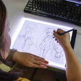 A4 A5 USB Dimmable Led Desenho Bloco de Cópia Tablet Diamante Quadro de Pintura Arte Bloco de Cópia Escrita Esboço Traçado LED Bloco de Luz