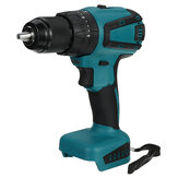 Dual Speed Brushless Impact Drill 10/13mm Chuck Rechargeable Electric Screwdriver for Makita 18V Battery