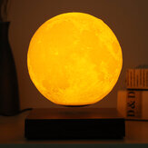 3D Moon lampada Levitazione magnetica decorativa domestica Moon Light Floating lampada