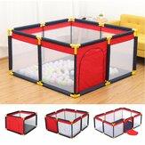 Clôture de jeu pour enfants Clôture de sécurité pour bébé Clôture pliable Jouets de clôture intérieure pour enfants