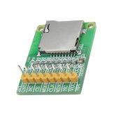 3.5V / 5V Micro Module Carte SD Lecteur Carte TF SDIO / Interface SPI Mini TF Carte Module