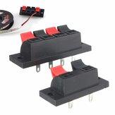 2/4 pinos 3528 5050 5630 LED luz de tira do clipe de conector de fios para rgb única cor