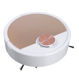 3 en 1 Robot Aspirateur App Télécommande Tactile Balayage Automatique Balayage Humide Sec UV Stérilisation