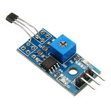 5V / 3.3V Speed Measurement Hall Sensor Module Hall Switch Motor Tachometer Module For DIY
