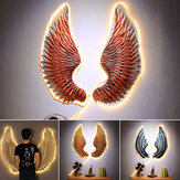 Iron Angel Wings wandlamp hangende gemonteerde Art Bar Home Decor