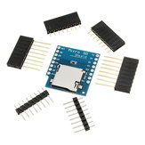 3Pcs Micro SD Card Shield For D1 Mini TF WiFi ESP8266 SD Wireless Module Geekcreit for Arduino - products that work with official Arduino boards