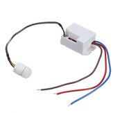 AC110-240V 800W 360 gradi da incasso PIR Sensore rilevatore di presenza a soffitto Interruttore di movimento