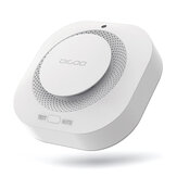 DIGOO DG-SA01 Fire Alarm Detector Standalone Photoelectric Smoke Sensor Remote Alert Work with HOSA HAMA System