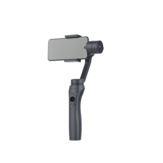 رمادي Emax Marsoar Glide 3-Axis Handheld Gimbal Stabilizer for Mobile Phones Smartphone