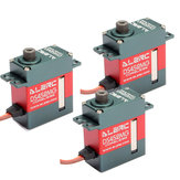 3 UNIDS ALZRC 380 420 480 X360 DS452MG 450 CCPM Mini Digital Metal Servo RC Helicóptero Piezas