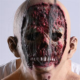 Cosplay Realistic Scary Mask Demon for Adult Man Woman Horror Cosplay Props Evil Masks