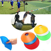 10 PCS Voetbal Training Speed ​​Disc Cone Cross Roadblocks