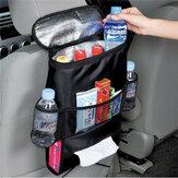 Auto Car Seat Storage Bag Back Seat Organizer Holder Travel Hanging