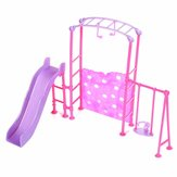 Slide Swing Set Accessori Mobili Dollhouse Doll