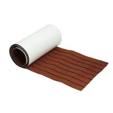 2400x450x5mm Marine Boat Flooring EVA Foam Yacht Teak Decking Sheet Moquette Floor