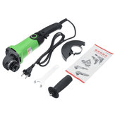 220V Electric Angle Grinder 100/125mm Grinder Metal Cutter Polishing Power Tool