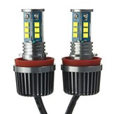 H8 30W 2200Lm 7000K LED Halo Angel Ooglamp HID Xenon Wit Voor BMW