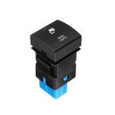 車の青い照明スイッチダッシュLEDライトバードライビングライトリアライトフォグライトスポットライトゾンビライトリバースライトワークライトトヨタ2018+用USB充電器