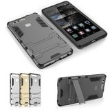 Hybrid Shockproof Heavy Duty Hard Case Stand Cover For HUAWEI P9