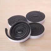 4Pcs/Set PVC Window Seal Stickers Self-adhesive Tape Dustproof Anti-noise Door and Window Sink Seals