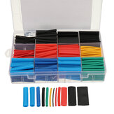 560Pcs Heat Shrink Tube Insulation Shrinkable Tube Wire Cable Sleeve Kit 2:1