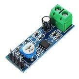 Moduł wzmacniacza audio LM386 200-krotna regulacja rezystancji wejściowej 10 K.
