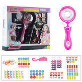 Electric Automatic Hair Braider DIY Magic Hair Braiding Machine Hair Styling Toys for Girls Gift