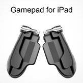 Bakeey H2 PUBG FPS Game Gamepad Controller L1R1 Trigger Joystick Universele gaming-handgreep voor iPhone XS 11Pro Mini 5 Air-tablet