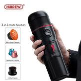 HiBREW ACM009 Çok Fonksiyonlu Taşınabilir Kahve Makinesi Kahve Tozu Nespresso ve Dolce Gusto Kapsül