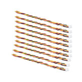 10 UDS AuroraRC Cable de Enchufe JST SH1.0mm de 3-Pins de 15cm Para RC Drone FPV Racing Multi Rotor