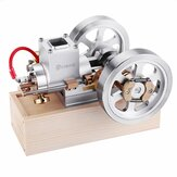 Eachine ET1 STEM Upgrade Hit & Miss Gas Engine Stirling Engine Model Koleksi Engine Pembakaran