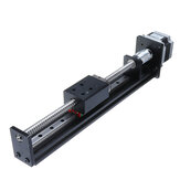 HANPOSE HPV5 100-600mm Linear Actuator SFU1204 Ballscrew Linear Module MGN12 Linear Guide with NEMA 23 23HS4128 57 Stepper Motor for CNC Reprap 3D Printer